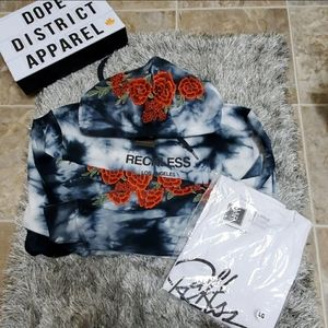 Y&R Jackets & Coats - NWT Y&R size L hoodie and t shirt bundle